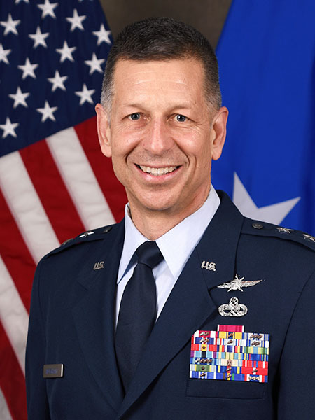 Maj. Gen. Lee Tafanelli, Kansas adjutant general