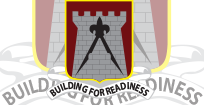 891st Engineer Battalion unit crest