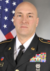Command Sgt. Maj. Ricky Matticks